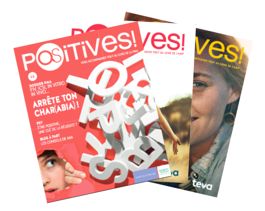 Magazine positives Teva positivemindattitude