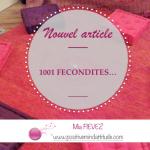 1001 fécondités