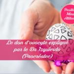 Don ovocytes PMA Procreatec Izquierdo